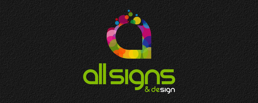 All signs & Design